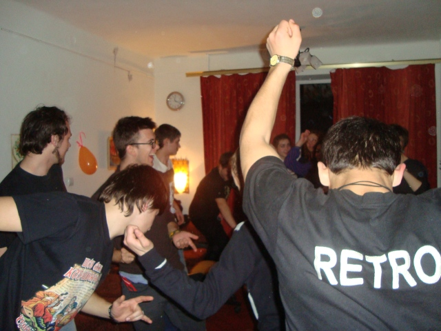 House party, Lviv